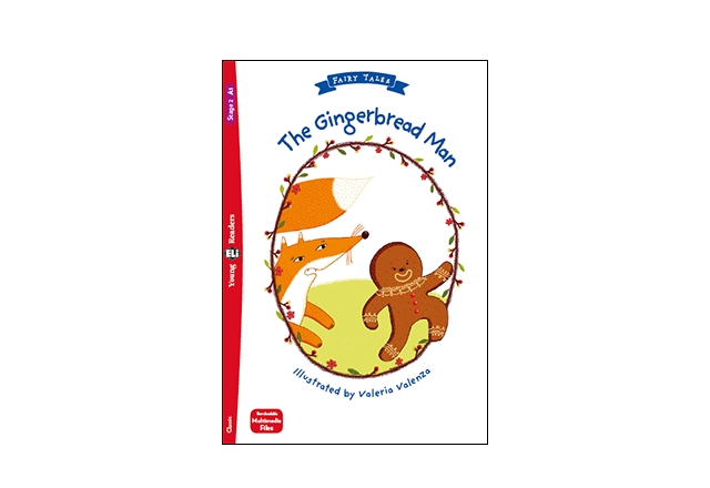 The Gingerbread Man + audio MP3