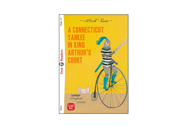 A Connecticut yankee in the king Arthur's court + audio MP3