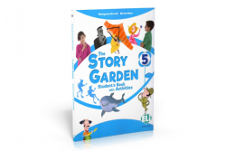 THE STORY GARDEN 5 - Student's Book with activities + Digital Book
